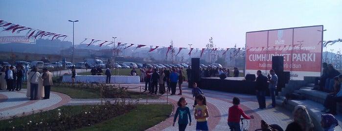 Cumhuriyet Parkı is one of Güzeller.