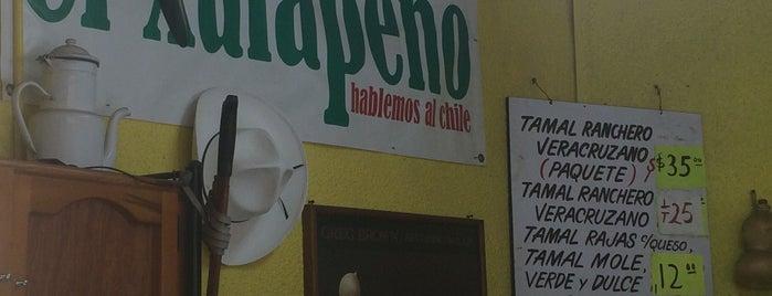 El Xalapeño is one of Circulos.
