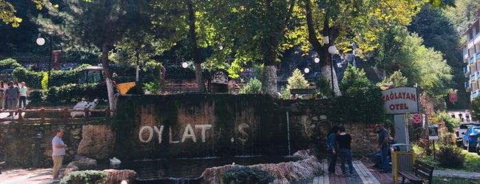 Oylat Sosyal Tesisi is one of Posti che sono piaciuti a Kenan Oğuz.