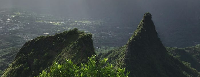 Olomana Trail is one of Trails I've hiked!.