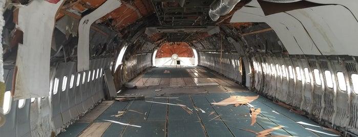 Military History and Aerospace Museum is one of ✨#IamRomdelacrème✨ : понравившиеся места.