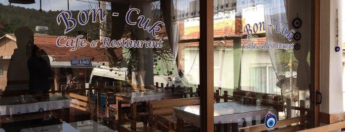 Bon - Cuk Cafe & Restaurant is one of Lieux qui ont plu à Tahsin.