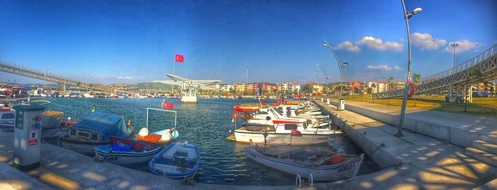 Avcı Ramadan Marina is one of Lugares favoritos de Tahsin.