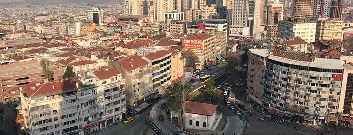 Tophane Saat Kulesi is one of Posti che sono piaciuti a Tahsin.