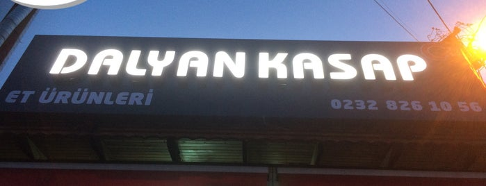 Dalyan Kasap is one of Tahsin : понравившиеся места.