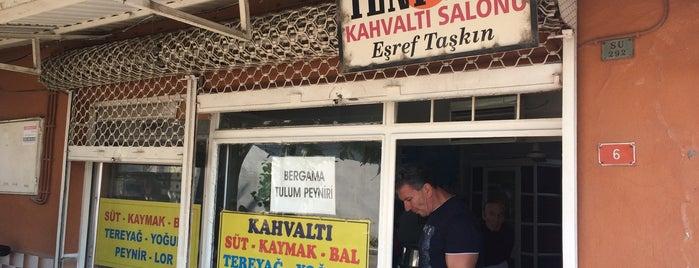 Yenigün Kahvaltı Salonu Eşref Amca'nın Yeri is one of Tahsin : понравившиеся места.