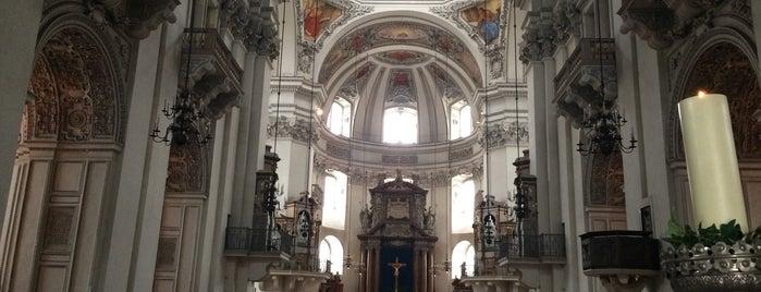 Зальцбург is one of Tahsin : понравившиеся места.