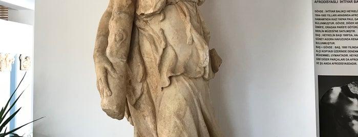 Afrodisias Museum is one of Orte, die Tahsin gefallen.