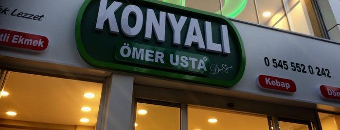 Konyalı Ömer Usta is one of Lieux qui ont plu à Tahsin.