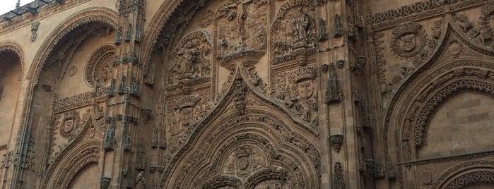 Salamanca is one of Lieux qui ont plu à Tahsin.