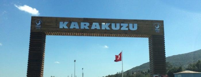 Karakuzu Köyü is one of Lieux qui ont plu à Tahsin.