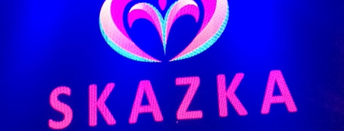 SKAZKA is one of Piter.
