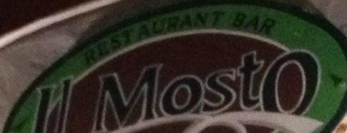 Il Mosto is one of Lugares guardados de Roger.