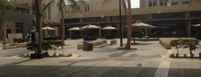 Discovery Square is one of KAEC.