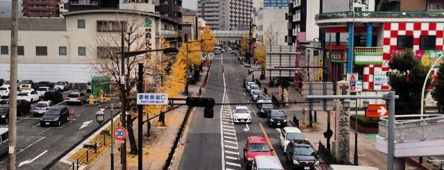 Kashiisandoguchi Intersection is one of 道路.