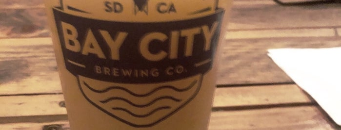 Bay City Brewing Co. is one of San Diego.