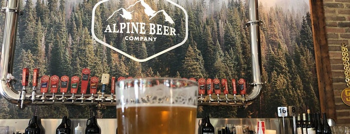 Alpine Beer Company Pub is one of San Diego.