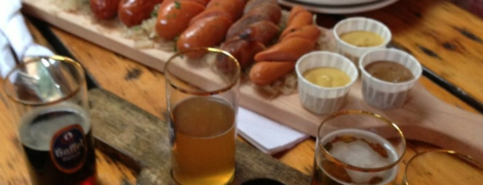 Loreley Beer Garden is one of Food Places to Try in NYC.