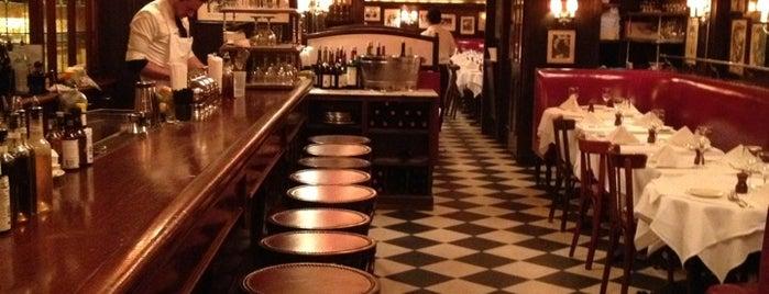 Minetta Tavern is one of MY NEW YORK //.