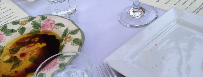 Enzo's Caffe Italiano is one of Locais salvos de Erin.