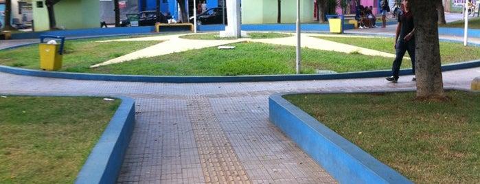 Praça Coronel Ribeiro is one of melhor de Moc.