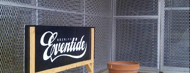Eventide Brewing is one of Georgia Breweries.