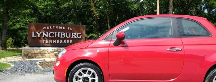 City of Lynchburg is one of Lieux qui ont plu à Dennis.