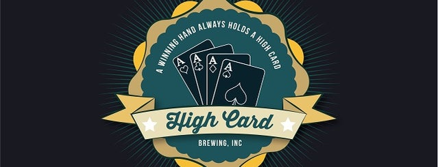 High Card Brewing is one of Georgia Breweries.