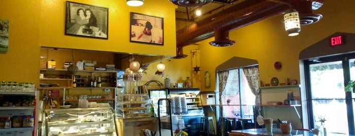 Gypsy Queen Cuisine is one of Asheville.