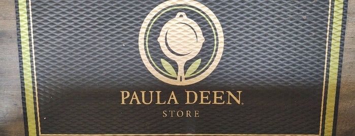 Paula Deen Store is one of Trips south.