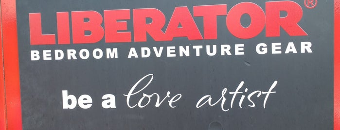 Liberator Shapes Factory Store is one of Atl.