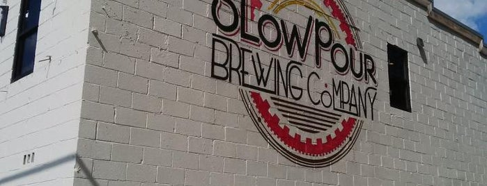 Slow Pour Brewing Company is one of Georgia Breweries.