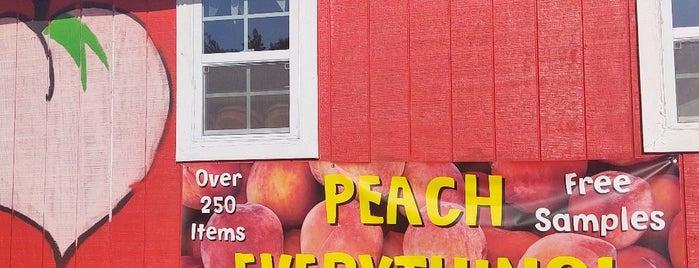 Peach World is one of Sarah 님이 좋아한 장소.