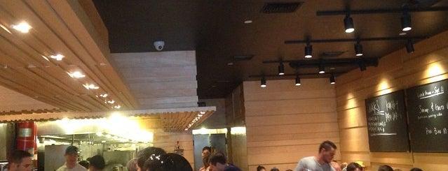 Momofuku Noodle Bar is one of Asian.