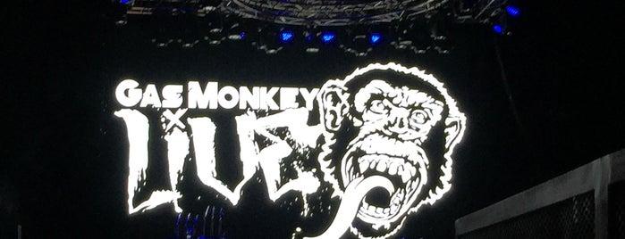 Gas Monkey Live is one of Ray'ın Beğendiği Mekanlar.