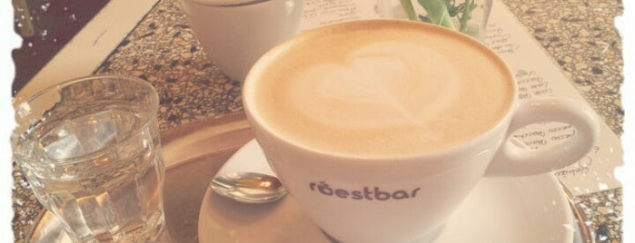 roestbar eins is one of Top picks for Coffee Shops in Münster.