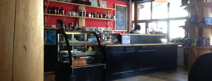 Somewhere Else Cafe is one of Amazing coffee stops!.