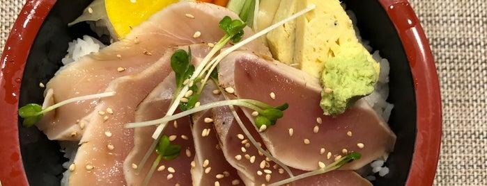 Totoyama Sushi & Ramen is one of Craig's LA List.