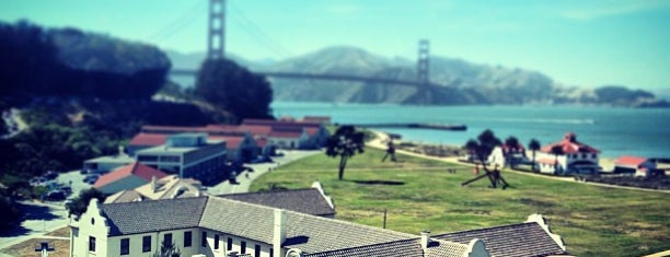 Presidio of San Francisco is one of SfCo.