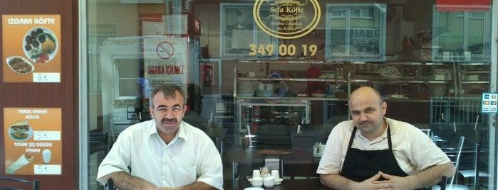Hos Sefa Köfte is one of İstanbul Kadıköy.