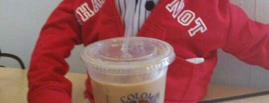 La Colombe Coffee Roasters is one of Posti che sono piaciuti a Scott.