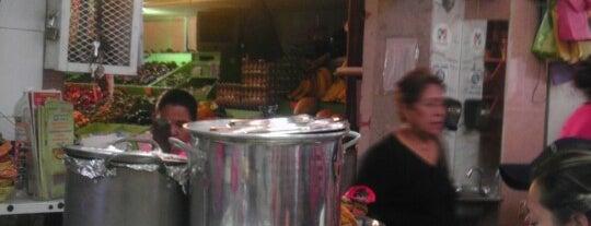 Mercado de Dolores Hidalgo is one of San Miguel.