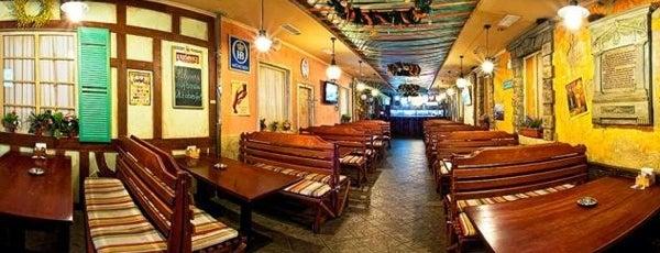 Пивний клуб «Натюрліх» is one of Самые популярные бары Киева.