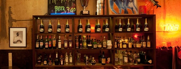 King Size Bar is one of Лучшие бары мира.