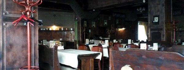 У хромого Пола is one of 10 самых популярных новых ресторанов Киева (Май).