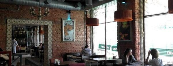 Mister Cat «Космополіт» is one of 10 самых популярных новых ресторанов Киева (Май).