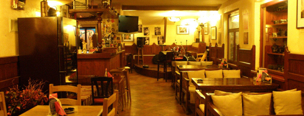 Sepia Pub is one of Самые популярные бары Киева.
