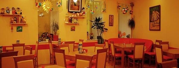 Бебі Бар / Baby Bar is one of 10 ресторанов Киева, куда интересно пойти с детьми.