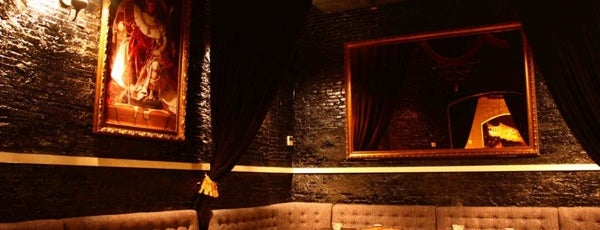 OTS Monkey Champagne Room is one of Лучшие бары мира.