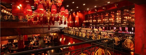 Buddha Bar is one of Kiev night life.